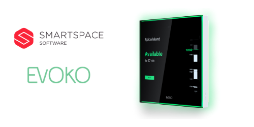 Evoko releases next generation meeting room panels 'Naso' through its network of global partners & Trading Update